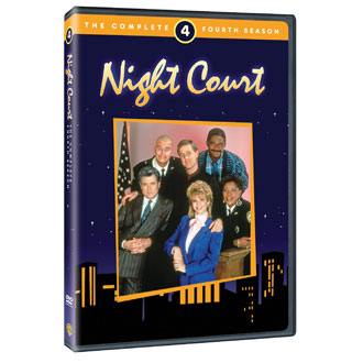 Night Court: The Complete Fourth Season – DVD Review