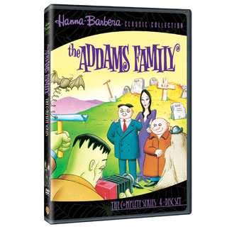 The Addams Family: The Complete Animated Series – DVD Review