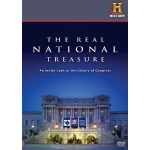 The Real National Treasure: An Inside Look at the Library of Congress – DVD Review
