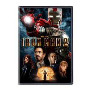 Iron Man 2 – DVD Review