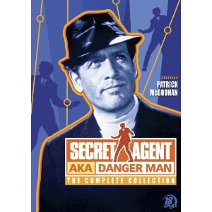 Secret Agent aka Danger Man: The Complete Series – DVD Review