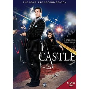 Castle: The Complete Second Season – DVD Review