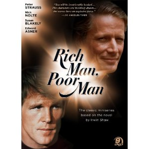 Rich Man, Poor Man: The Complete Miniseries – DVD Review