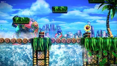E3 2011: Sonic Boom Party
