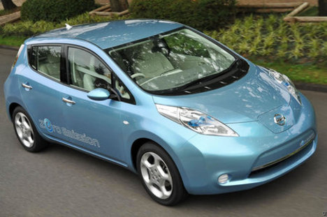 LAST DAY to vote for us to win the Nissan Leaf