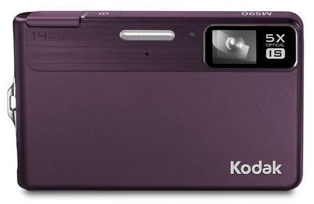 Kodak M590 Review