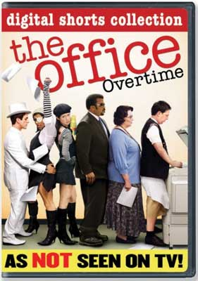 The Office Webisode DVD Giveaway