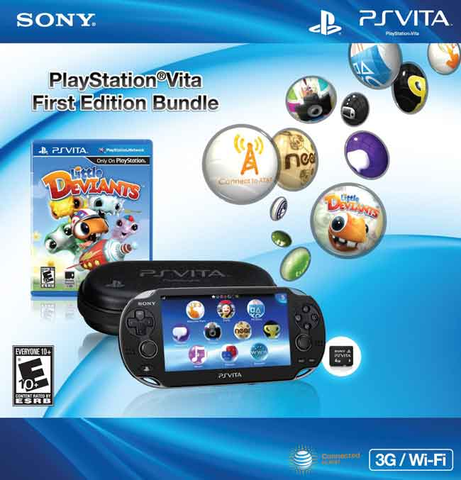Pick Up Vita One Week Early