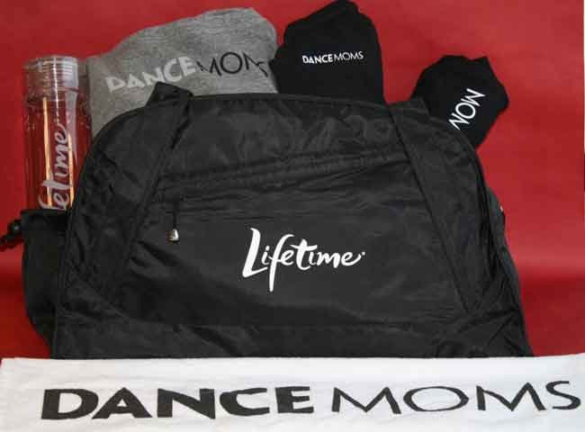 Dance Moms Work Out Prize Pack Giveaway