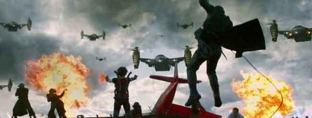 Resident Evil 5 Retribution Trailer