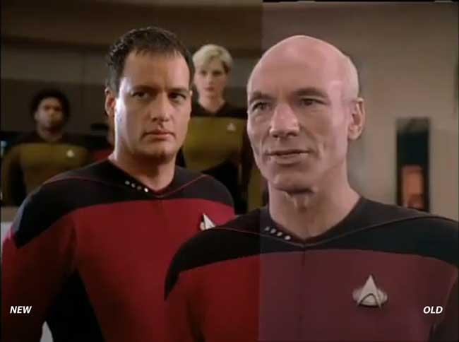 Star Trek The Next-Generation Encounter at Farpoint Remaster
