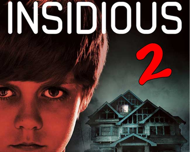5 Things I Want in Insidious 2
