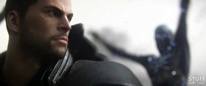 Mass Effect 3 Take Back Earth Trailer