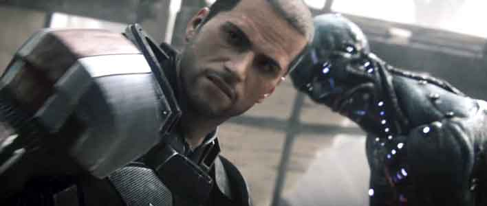 Mass Effect 3 Take Back Earth Cinematic Trailer
