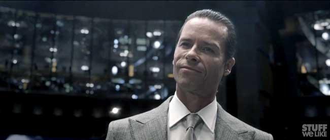 Peter Weyland Prometheus