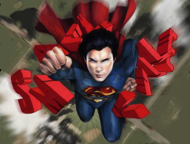 Smallville Returns via Comic Books