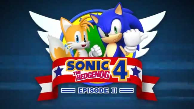Sonic The Hedgehog 4 Part 2 gameplay trailer