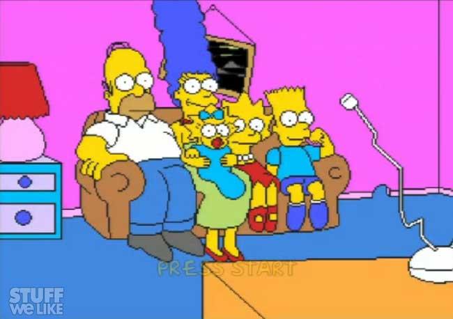 The Simpsons Arcade Walkthrough