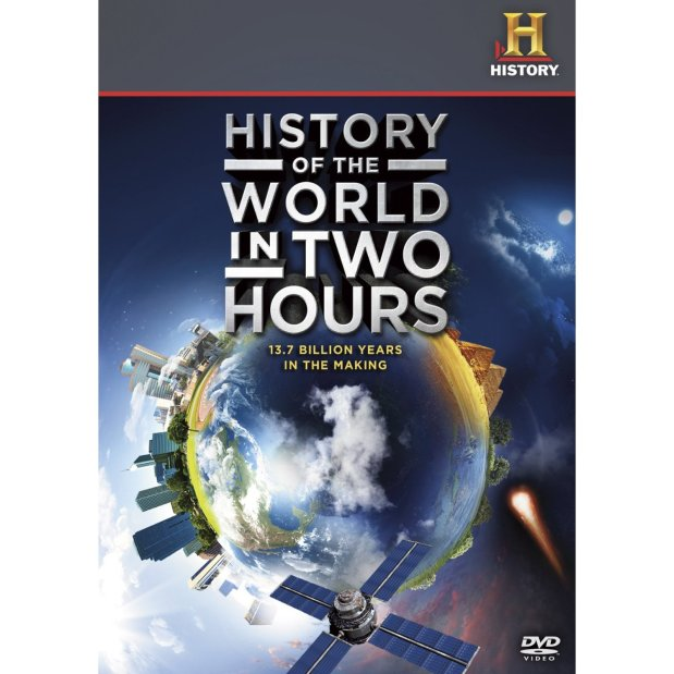 The History of the World in Two Hours – DVD Review