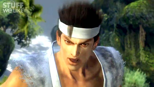 Dead or Alive 5 New Challenger Revealed