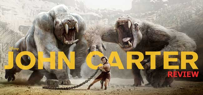 John Carter Review