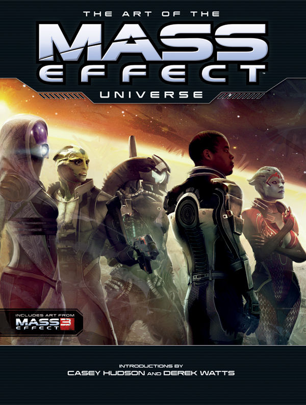 BioWare & Dark Horse Announce Mass Effect 3 DLC Item Packs