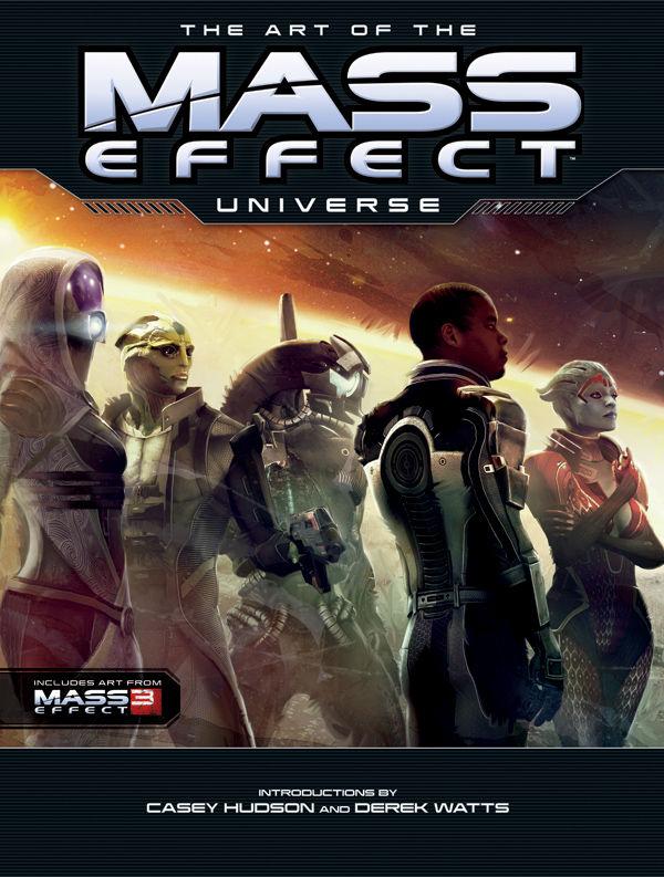 BioWare & Dark Horse Announce Mass Effect 3 DLC Item Packs