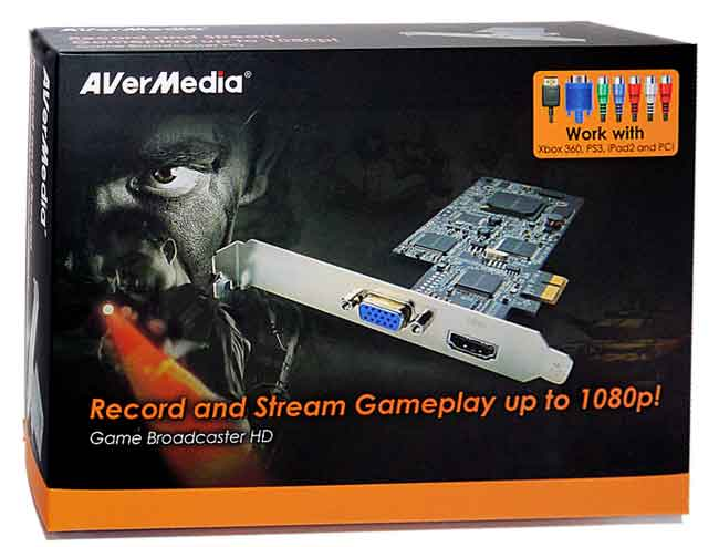 Game Broadcaster HD Review