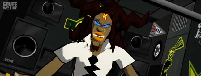 Jet Set Radio Trailer