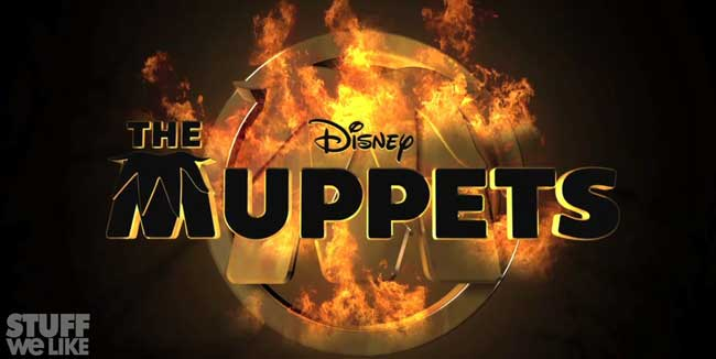 The Muppets The Hunger Games