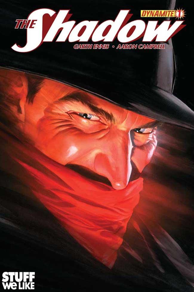 The Shadow #1 Comic Book Review