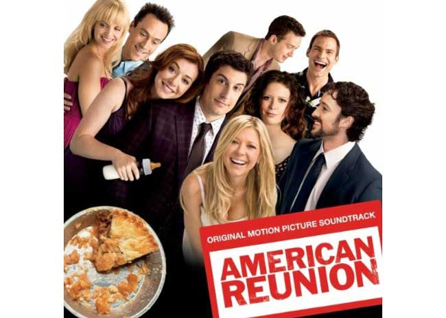 American Reunion Soundtrack Giveaway