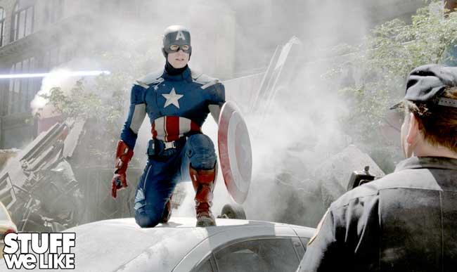 Captain America 2 Release Date
