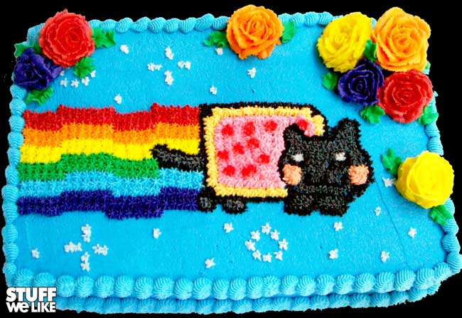 Celebrate Nyan Cat's Birthday