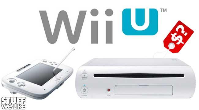 Wii U Price