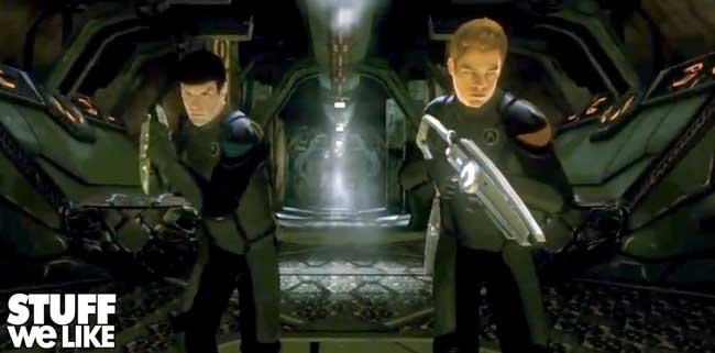 Star Trek The Game Teaser Trailer