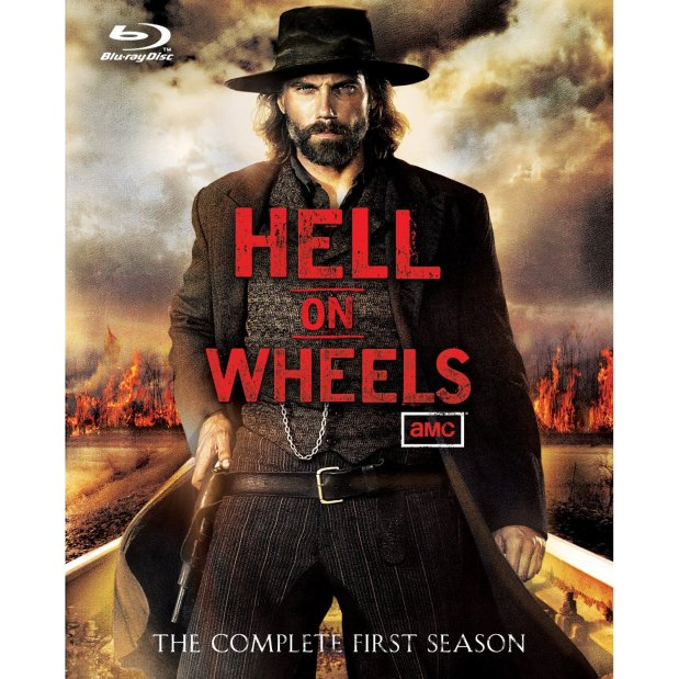 Hell on Wheels: The Complete First Season – Blu-ray Review