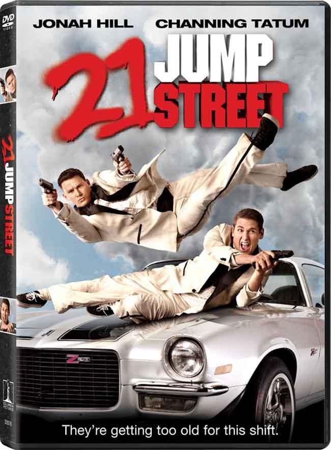 21 Jump Street DVD Review