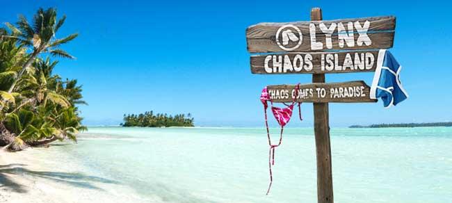 Sponsored Video: Lynx Chaos Island