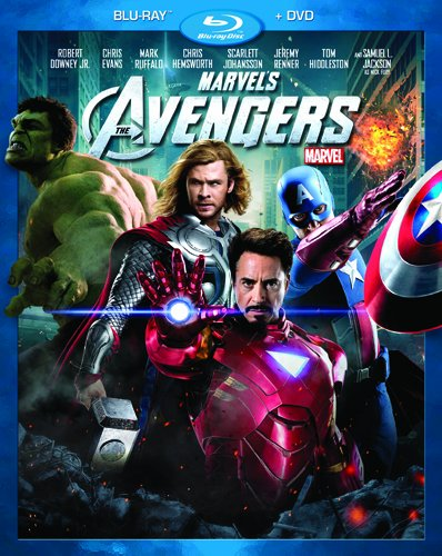 Marvel's The Avengers – Blu-ray Review