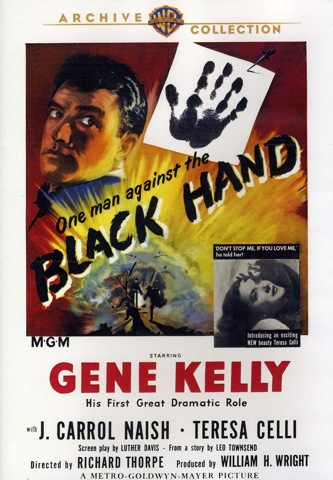 Black Hand – DVD Review