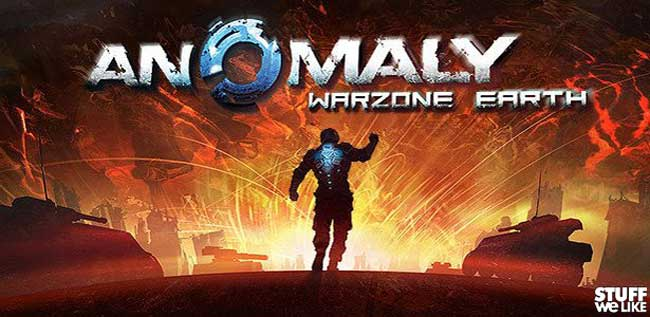 Giveaway: Anomaly Warzone Earth