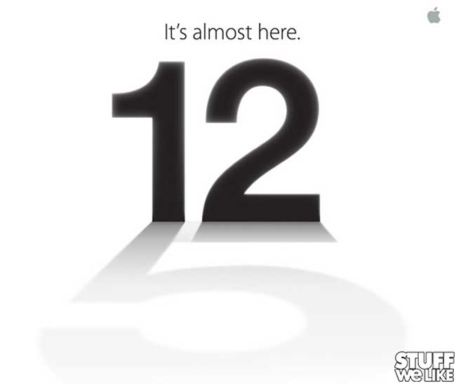Livestream: iPhone 5 Conference