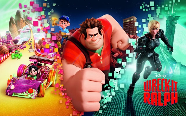 Wreck-It Ralph – Movie Review