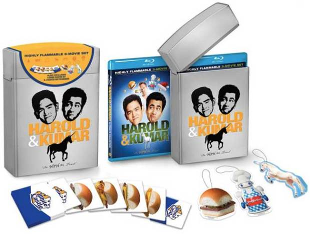 Giveaway: Harold & Kumar Ultimate Collector's Edition