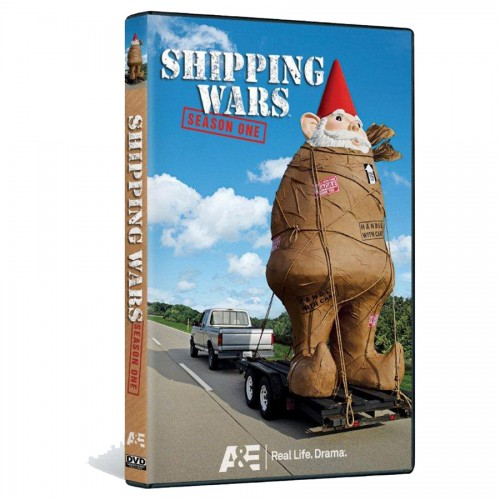 DVD Review: Shipping Wars – Season One