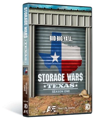 DVD Review: Storage Wars Texas – Season One