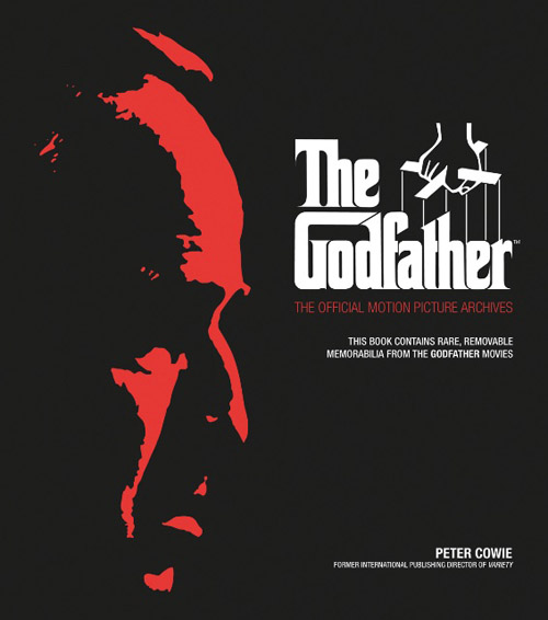 Book Review: The Godfather – The Official Motion Picture Archives