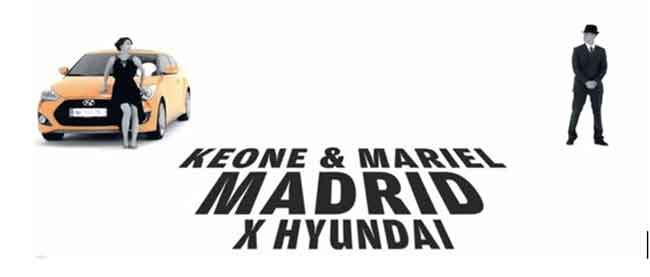Keone & Mariel Madrid Hyundai