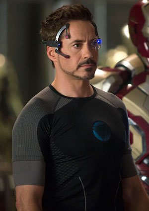 Robert Downey, Jr. as Tony Stark